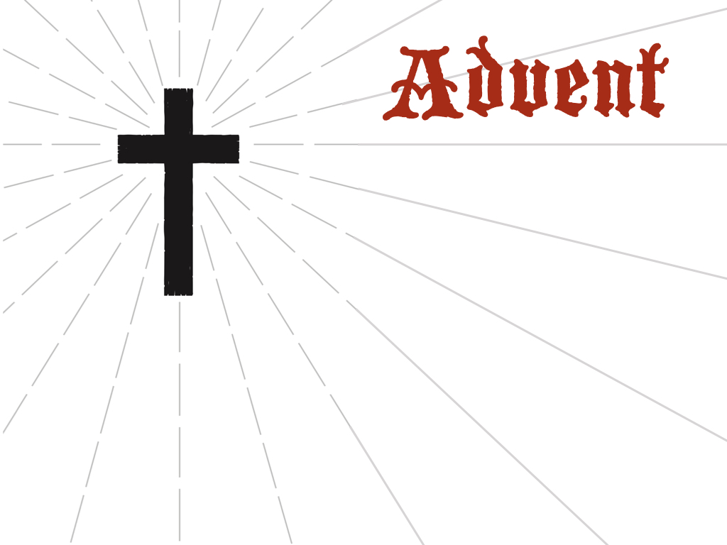 "Advent | ""Look to Heaven. All we need is HOPE from Heaven."""